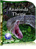 Anaconda Theme